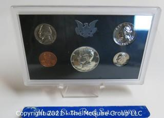 1969 United States Proof Coin Set with Original Packaging