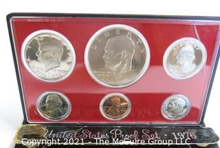 1976 United States Proof Coin Set with Original Packaging