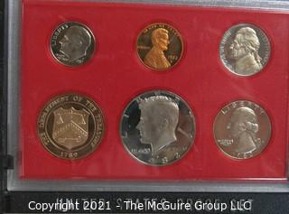 1982 United States Proof Coin Set with Original Packaging