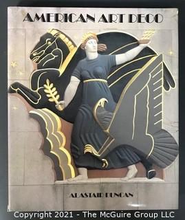 American Art Deco Book by Alastair Duncan