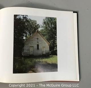 "Book: Southern Photographs, 1983 by William Christenberry with note ""For Eric- Whose Love of Life is Inspiring""; Signed by Author.  {TMG concurs!)"