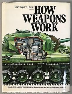 How Weapons Work by Christopher Chant, 1976