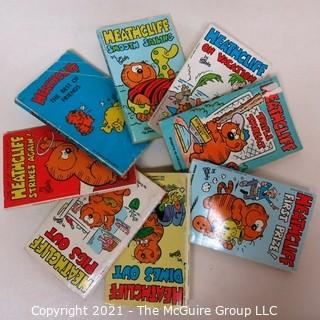 Group of Heathcliff the Cat Comic Books.