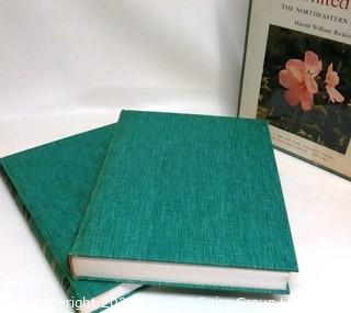 Wild Flowers of The United States, The Northeastern States -  Harold Rickett. Two Volumes Set in Slipcase.
