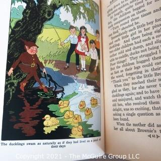 Three Vintage Children's Book