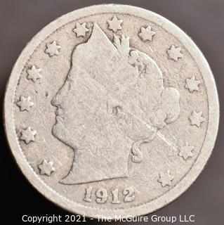 1912 V Nickel