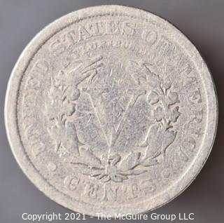 1907 V Nickel