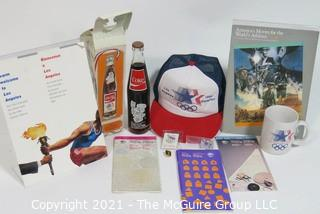 1984 Los Angeles Olympic collectibles
