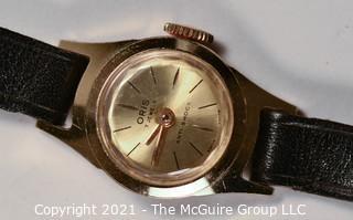 "Swiss Made 7 Jewel ""Oris"" Anti-Shock Automatic Men's Wristwatch (untested)"