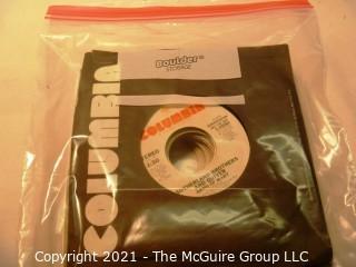 Vinyl Record: 45rpm: Promo: Columbia lot (x18)
