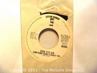 Vinyl Record: 45rpm: Promo: Various (10) Dylan