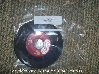 Vinyl Record: 45rpm: Various (9) 50's pop  Male artists