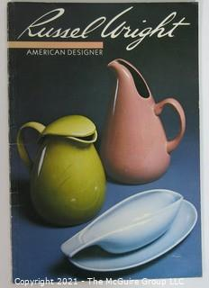 "Book: ""Russell Wright: American Designer"""