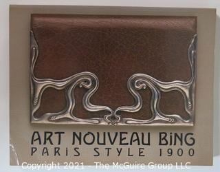 """Book: """"Art Nouveau Bing: Paris Style 1900"""""""