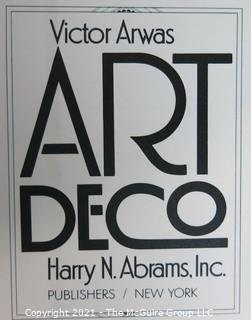 "Book: ""Art Deco"" by Victor Arwas, published by Harry N. Abrams Inc."