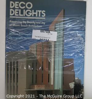 """Book: """"Deco Delights: Miami Beach Architecture"""" by Barbara Baer Capitman"""