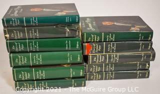 "11 Volume Set of ""The Diary of Samuel Pepys"" by Robert Latham &  William Matthews"