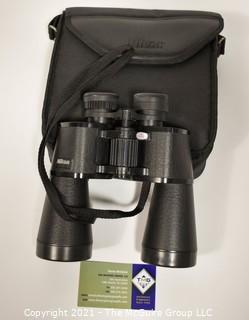 "Nikon 10x50 6 degree ""Lookout II"" Binoculars with Case"