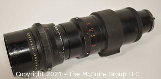 Meyer Optik Gorlitz Telemegor 400mm f5.5 Lens