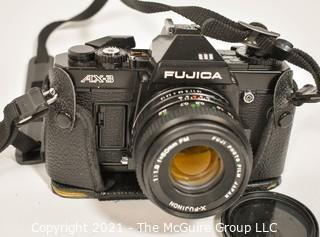 AX-3 Fujica Film Camera w/ 50mm, 1.9 lens