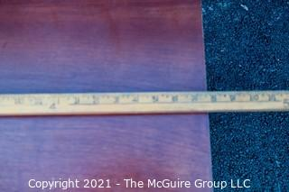 "Cherry Wood Vaughan Bassett Furniture Ten Drawer Dresser.  Measures approximately 56""W x 34""T"