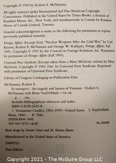 Group of (7) books on historical public figures