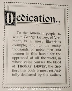 """""""The Life and Letters of Admiral Dewey"""" by Adelbert M. Dewey"""