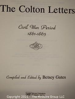 Group of (5) books mostly on U.S. Civil War