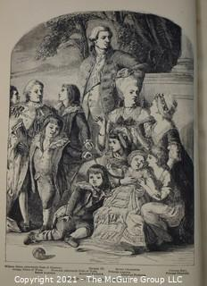 """4 Volume Set: """"Cassell's Illustrated History of England"""""""