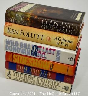 Group of (6) Novels