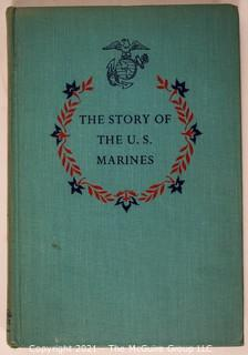 Grouping of (10) volumes mostly on Marine Corp History