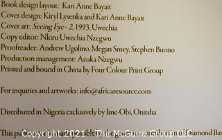 "2 Vol. Set: ""Nigeria: Legacy, History and Transformation""; published by the Africa Resource Press"