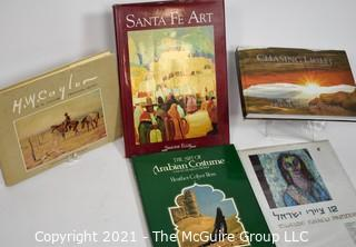 Grouping of (5) Art Books