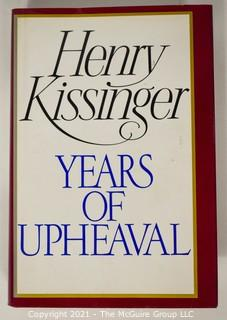 Trilogy by Henry Kissinger