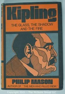 Group of (5) books including authors Rudyard Kipling and Thomas Wilde