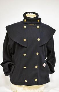 Vintage Choses St Tropez Pea Coat or Jacket.