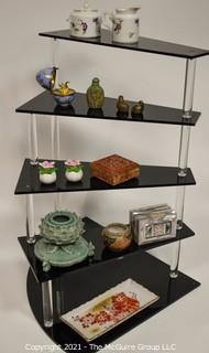 Group of Decorative Objects.
