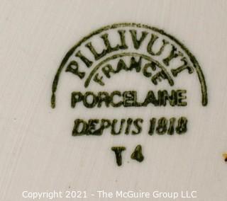 """""""Pillivuyt"""" French porcelain ovenware"""