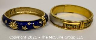 Group of Costume Jewelry.  Includes Michael Kors Chronograph Watch.