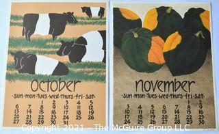 Nikki Schumann Calendar Art