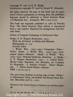 Books: Collection of 5 books published by the Naval Institute Press