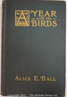 Books: Collection of 6 books on the natural world