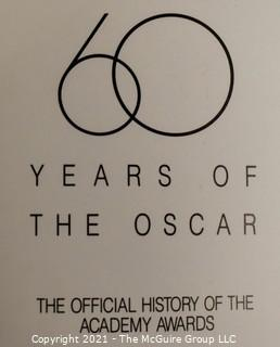 Coffee table art and Hollywood books: 60 years of Oscar and Hurrell Hollywood filled with B&W glamour shots of stars