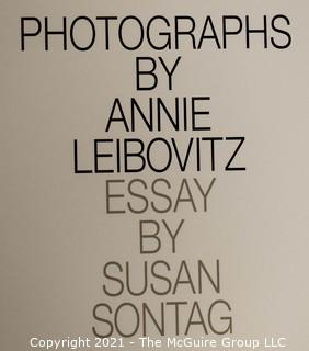 "Coffee table books: Annie Leibovitz - ""Women"" and 1970 - 1990"