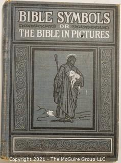 Books: Collection of 5 books on the subject of the bible
