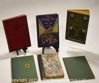 Books: Collection of 6 eclectic books