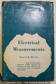 Books: Collection of 7 books on the subject of electricity