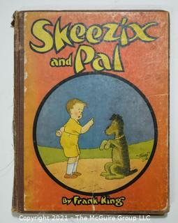 "Book: ""Sneezix and Pal"" by Frank King"