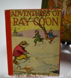 Books: Collection of 5 children's books