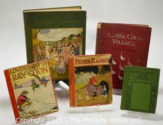 Books: Collection of 5 children's books